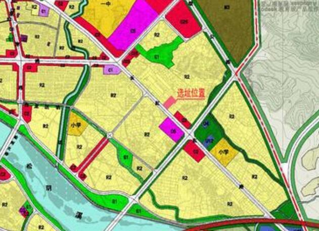 建筑红线与用地红线的区别