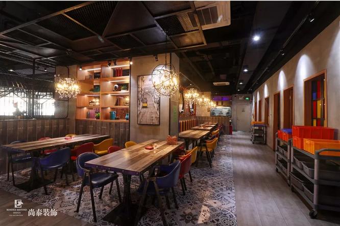 不会烹饪的吃货不是好设计师? 专访餐饮空间设计师蒋亮亮