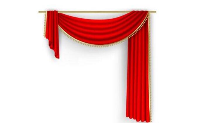 红色窗帘风水学