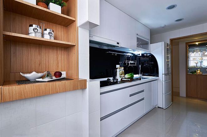 厨房水槽台上盆与台下盆优缺点对比