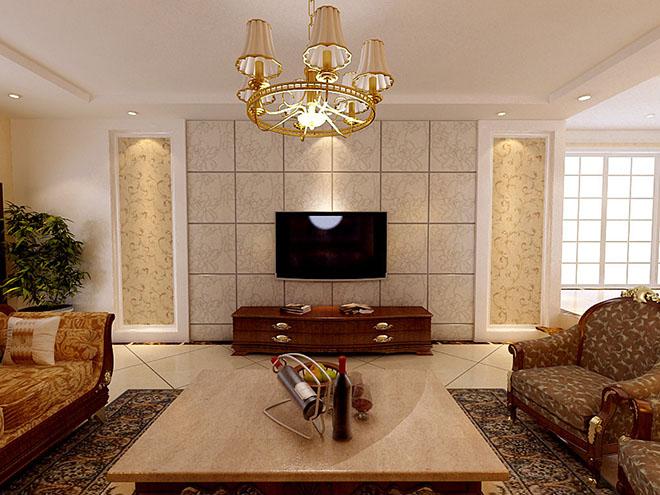 客厅电视背景墙3大装修技巧