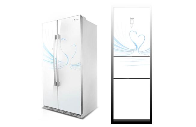 充分提高冰箱外部框架致密性及防锈性能,居世界领先水平.