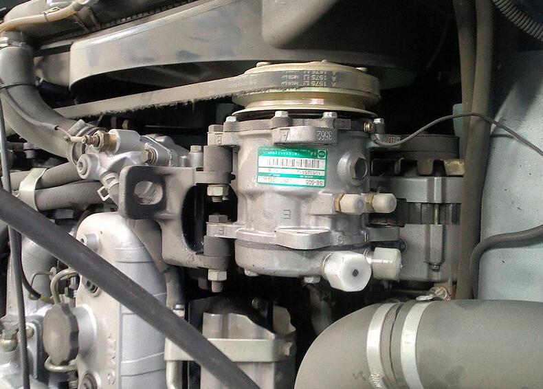 汽车空调压缩机品牌 汽车空调压缩机常见故障