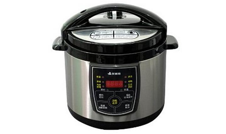 艾美特电压力锅价格是多少      1,煮固体食物时,煮好后可以马上排气图片