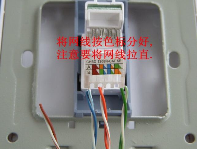 墙壁网线插座安装方法支招