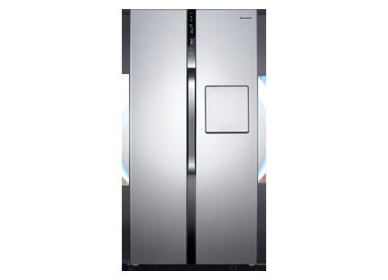 松下冰箱内部结构分析:   压缩机好比冰箱的心脏,担负着制冷的重任。松下专业开发的压缩机,以其多年的出色表现,广泛赢得世界生产商和用户的青睐和信任,为冰箱的高效制冷提供了保障!   松下冰箱隔热层采用高密度微孔发泡技术,经整体一次发泡成形工艺制成,隔热效果有保证,能锁住冷气,保持冰箱内温度!