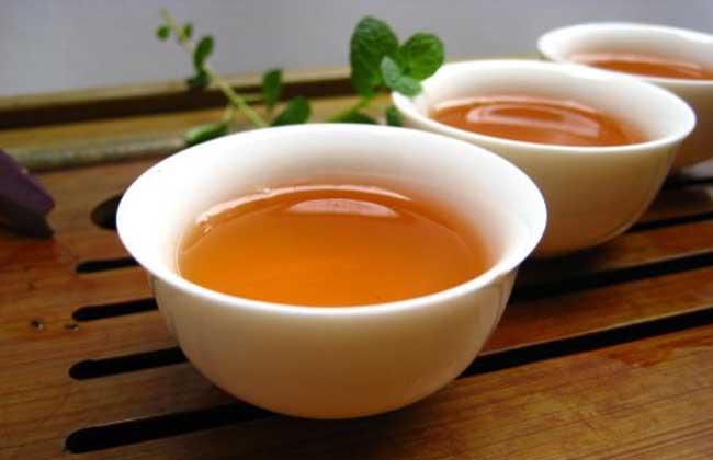 喝黑茶能不能减肥效果