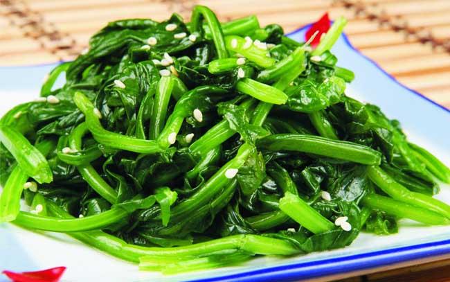 菠菜的营养价值