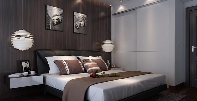 衣柜空间巧妙设计 让你的卧室变大