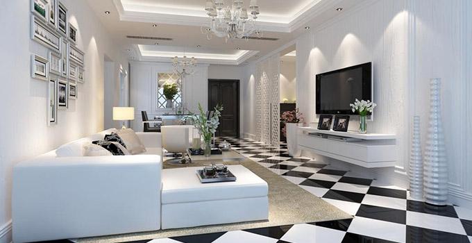 客厅装修知识:九步告诉你怎样设计客厅背景墙