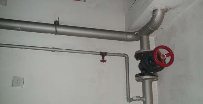 暖气管道验收