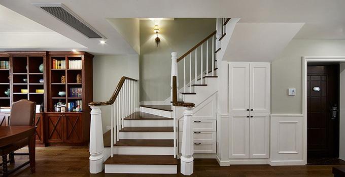 楼梯怎样装修才漂亮呢 你得先了解楼梯的材质跟布局