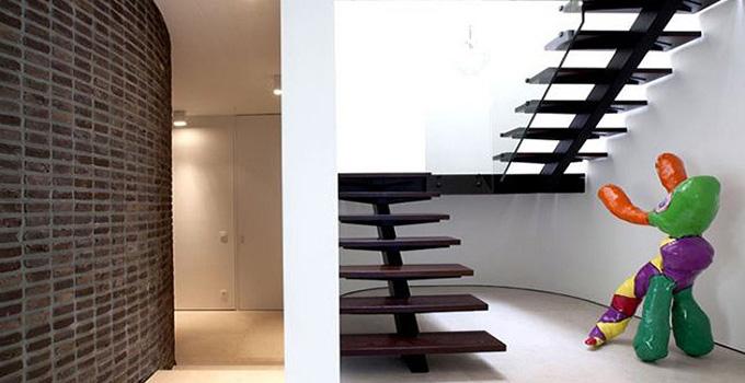 家用楼梯怎么设计?
