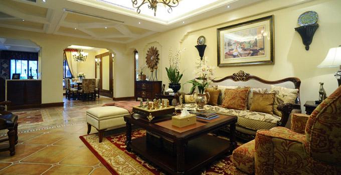 在室内装修的时候人们都会先选择一种装修风格,但装修风格有很多,欧式图片