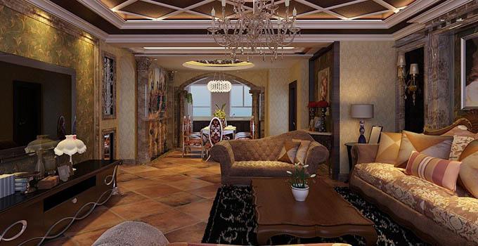 欧式风格除                    典雅,它通过家具人性化的曲线和精致