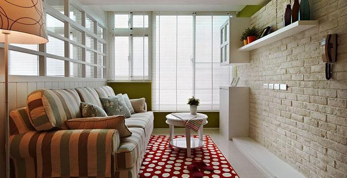 小户型房子设计要点 装出家的味道图片