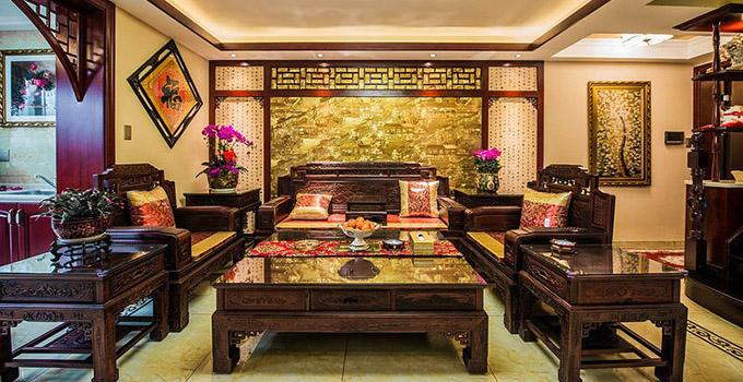 家居裝修風格2,中式風格:傳統大氣中國風