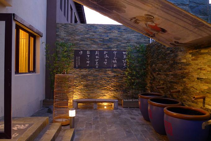 中式别墅庭院景观设计 要这样做才合适!图片
