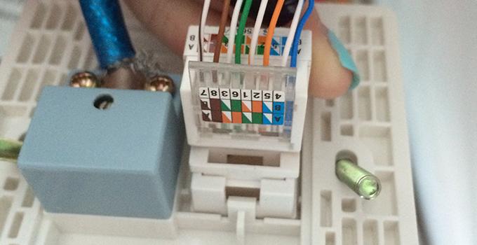 水晶头接法讲解 电脑网线水晶头接法介绍