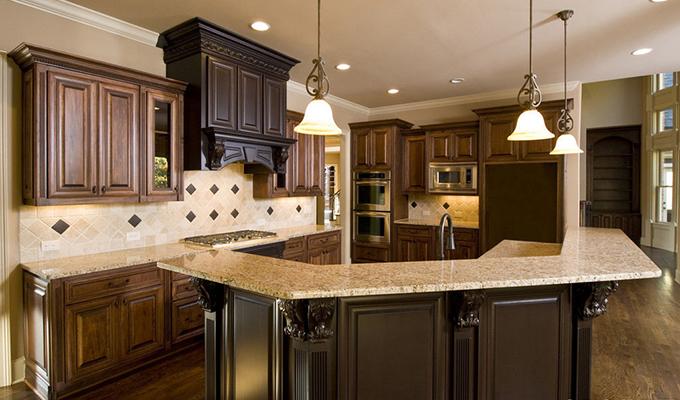 厨房装修误区四,开放式厨房必定高端