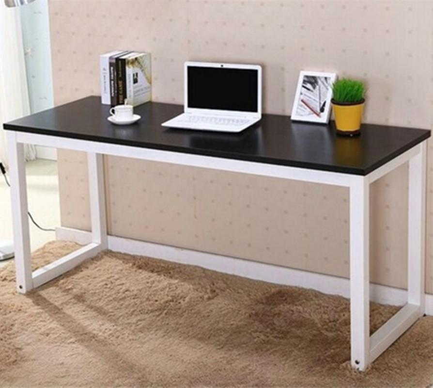 电脑长条办公桌卧室定做简约条桌大小长桌学生写字台简易台式桌子