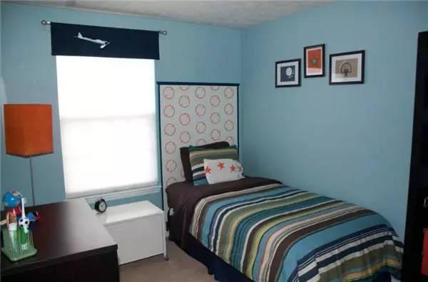 10平米卧室装修效果图 小卧室也可以超级美哒
