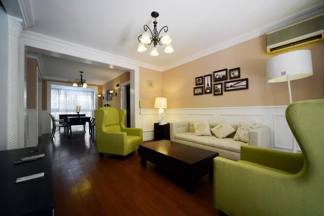 94平混搭风格案例鉴赏 温馨舒适的生活住宅