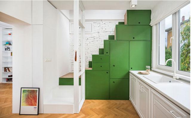 27款复式房楼梯设计!老婆看完都吵着要换复式房!