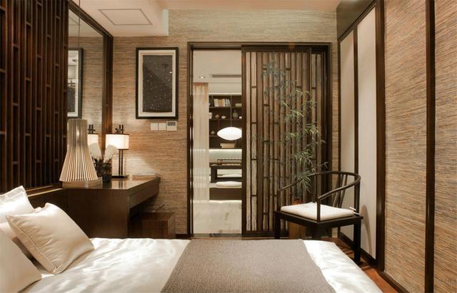 三室两厅东南亚风格装修效果图 豪华温馨的住宅