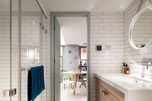 85平北欧风格两居室装修案例 你想象不到的美