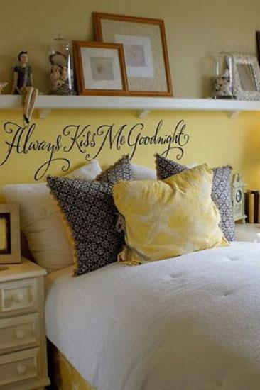 卧室搁板设计