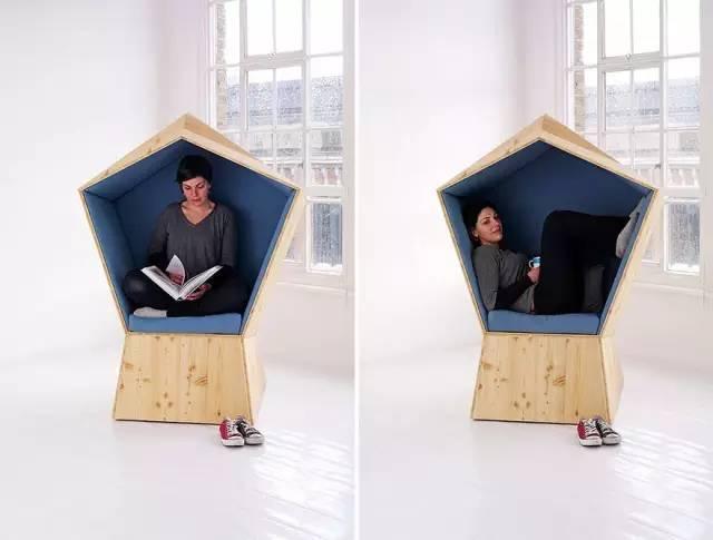 创意家居:10款脑洞大开的创意椅子