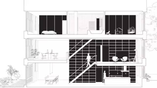 艺术创意办公室装修设计效果图