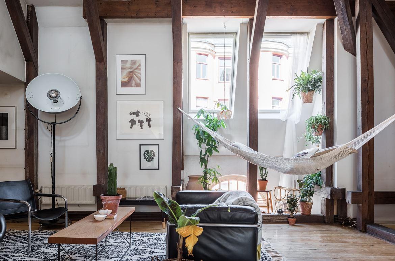 顶层公寓交换空间大改造 令人震撼的成功之作-装修