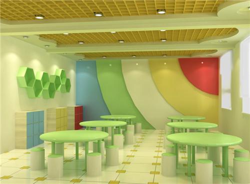 幼儿园室内设计注意事项 幼儿园室内如何布置
