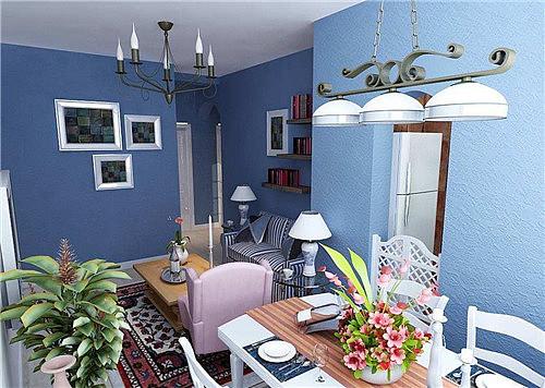 家居装饰慎用的8种颜色 这些你知道吗?