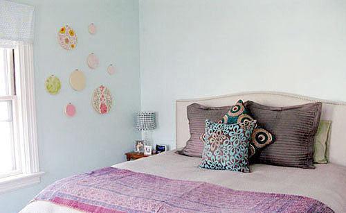 卧室的颜色搭配 8款卧室8个色彩心情