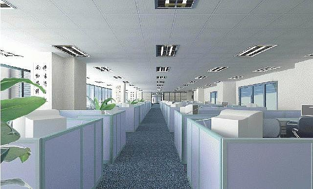 关于办公室设计的四个基本要求介绍