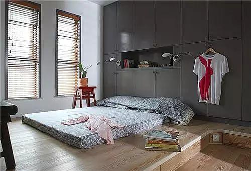 榻榻米卧室设计图片 教你如何把卧室变得更惬意