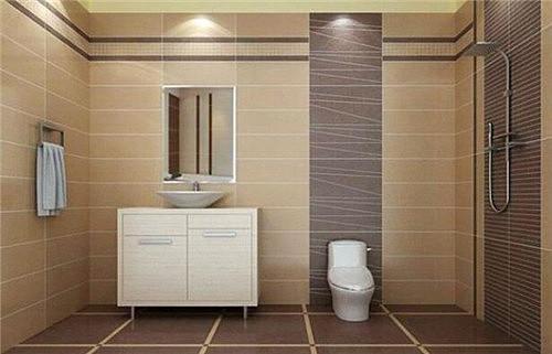 卫生间用仿古砖好不好 洗手间瓷砖选购三大要点