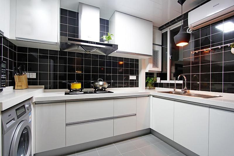 厨房装修设计方案 营造完美的厨房空间