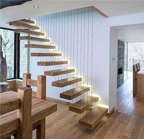 复式楼装修效果图 超具人气的复式楼设计