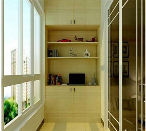 阳台瓷砖装修效果图 学这样设计既美观又省钱