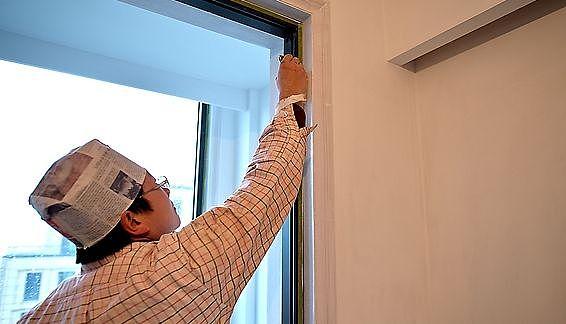 室内装修刷墙步骤及注意事项大全
