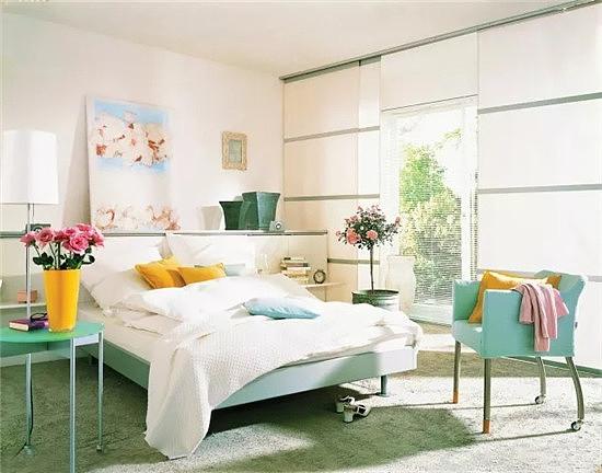 冬日温暖无死角 简约舒适的卧室设计