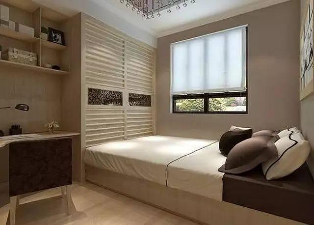 卧室角落这样巧妙利用 让你家瞬间变大3㎡!