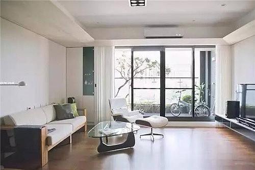 90平米小户型装修日记 6万打造90平米极简新居
