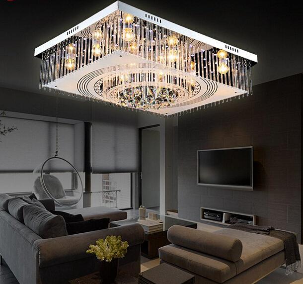 客厅水晶吸顶灯价格以及图片
