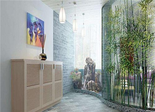 客厅玄关摆放什么风水好 客厅玄关应该如何布置