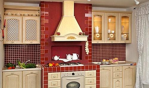 厨房橱柜设计案例 这样的厨房做饭更香